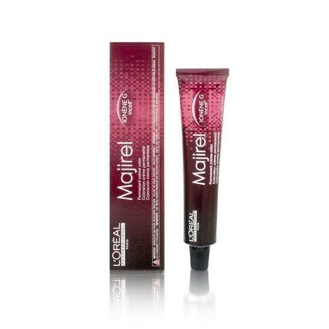 L Oreal Majirel No 6 3 Permanent Hair Color Golden 50 Ml Buy L Oreal Majirel No 6 L Oreal Professionnel Majirel Ionene G Incell Permanent Creme Color 1 1n Chemical