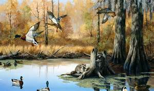 duck hunting wall murals duck hunting wallpaper related keywords amp suggestions