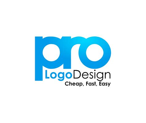 design logo cheap pro logo design