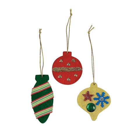 diy colorful christmas ornaments oriental trading