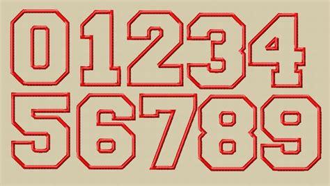font number number designs fonts www pixshark com images galleries