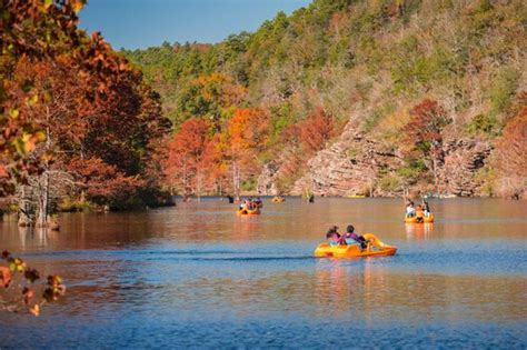 paddle boats broken bow lake broken bow ok united states pictures and videos and news