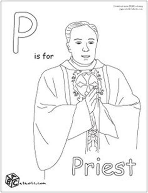 catholic abc coloring pages 1000 images about saints on pinterest catholic all
