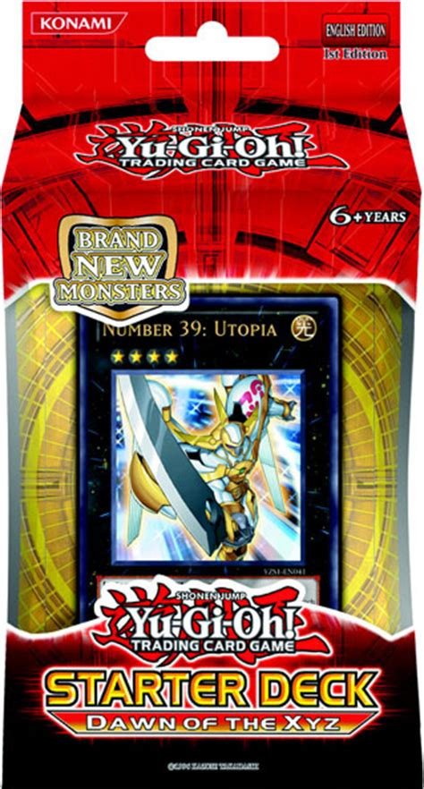 yugioh zexal deck starter deck of the xyz yugioh card prices