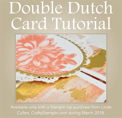 tutorial carding online shop march 2018 bonus tutorials linda cullen crafty stin