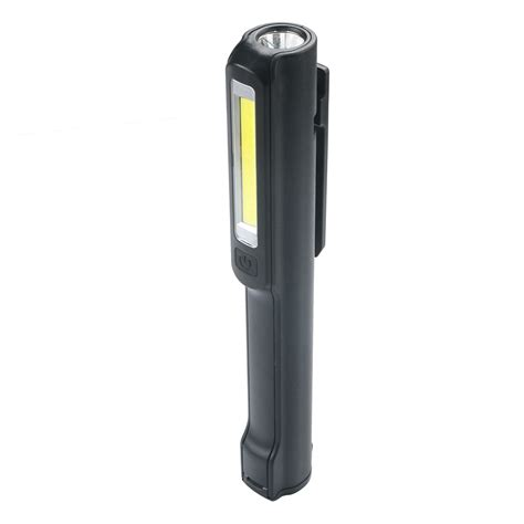 Worklight Cree 3w usb rechargeable cree xpe cob led worklight torch
