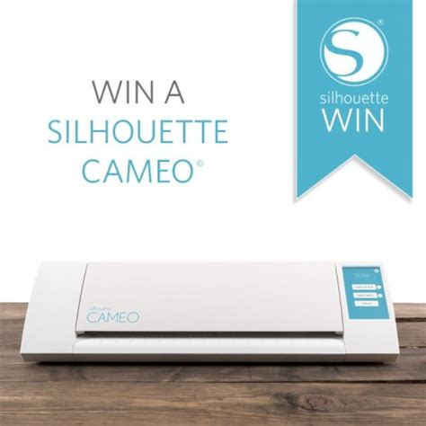 Silhouette Cameo Giveaway - silhouette cameo machine giveaway and 25 days of great gift ideas for the whole family