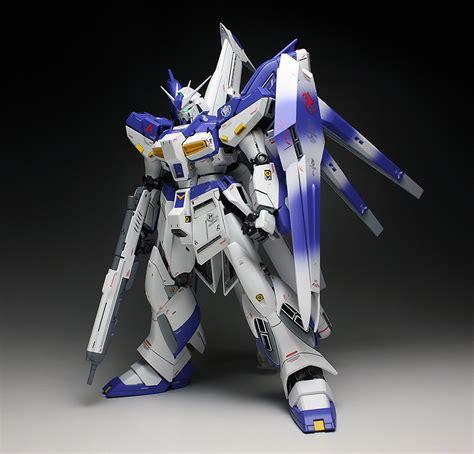 Hi Nu Gundam mg 1 100 hi nu gundam ver ka 3rd painted build by tai s