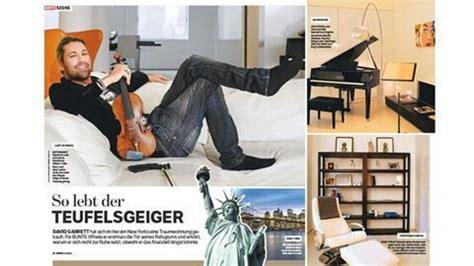 David Garrett Wohnung New York david at his apartment in new york david garrett