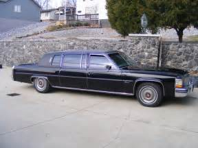 1979 Cadillac Limo 1979 Cadillac Fleetwood Limo Information And Photos