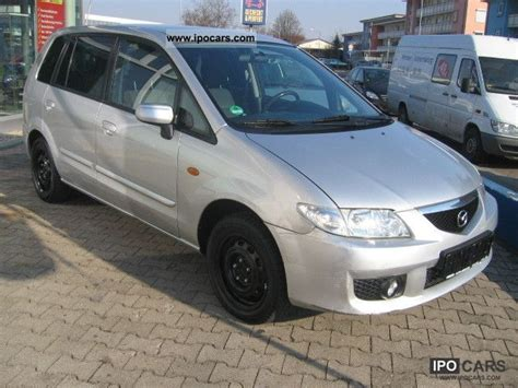 mazda premacy 2 0 sportive photos and comments www picautos com 2003 mazda premacy 2 0 sportive car photo and specs