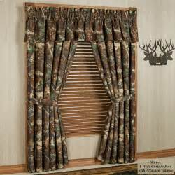 Camo Blackout Curtains Oak Camo Camouflage Curtains With Valance