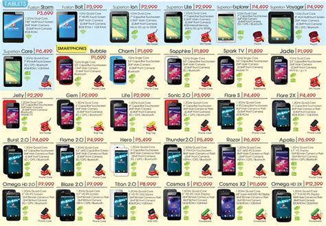 all mobile phones price list cherry mobile offers over 80 smartphones and tablets this