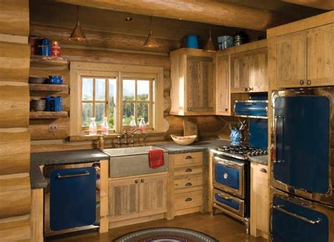 rustic cabin kitchen layout pictures best home sun valley idaho log home precisioncraft log and timber