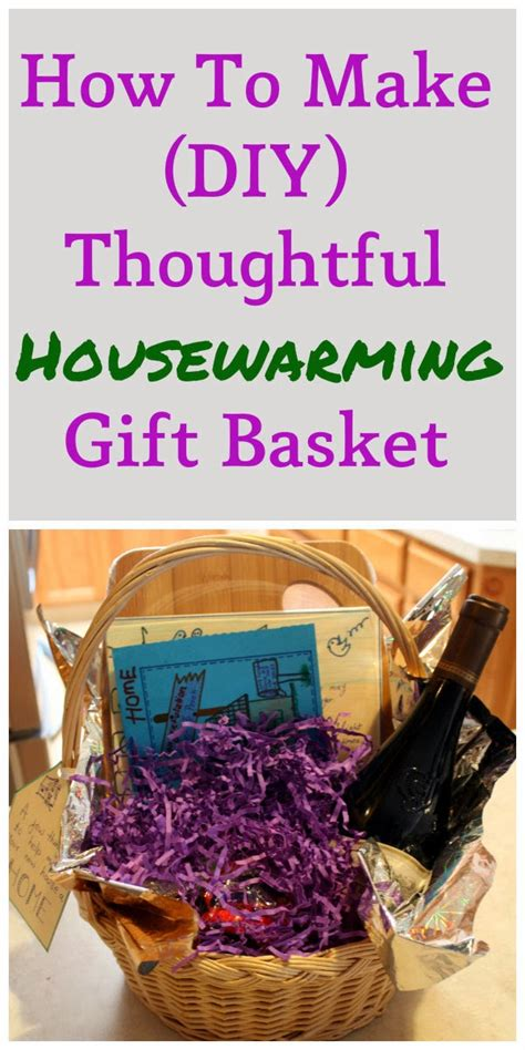 How To Create A Thoughtful Housewarming Gift   preety s kitchen how to make diy thoughtful