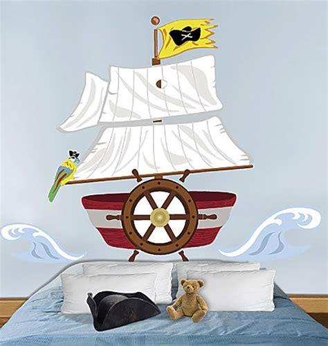 kinder piraten zimmer piraten dekoration kinderzimmer