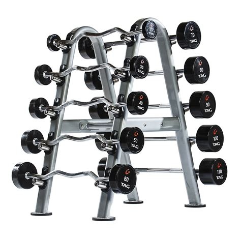 Barbell Fitnes tag 10 unit barbell rack tag fitness
