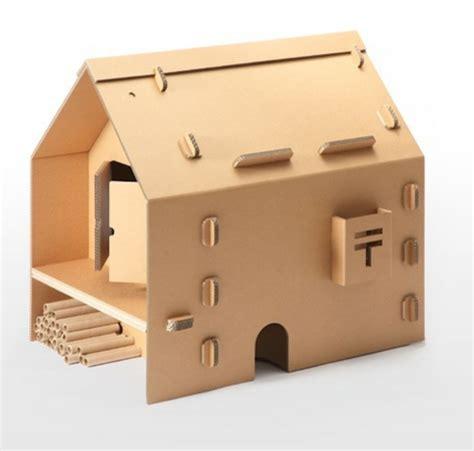 Spielhaus Aus Pappe Selber Bauen 4588 by Basteln Mit Karton 29 Originelle Ideen