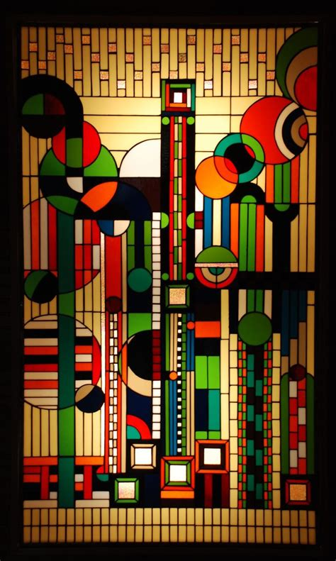 frank lloyd wright stained glass stained glass by frank lloyd wright source