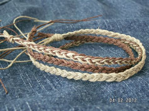 Hemp Braids - hemp braids 28 images leather hemp braids bracelets