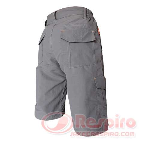 Respiro Cosmo Blue Charcoal Jaket Touring Biker pant casual respiro axl cargo celana pendek jaket