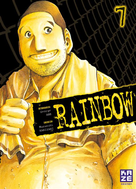 Rainbow 11 Abe George Kakizaki Masasumi rainbow 7 233 dition r 233 233 dition fran 231 aise kaz 233 sanctuary