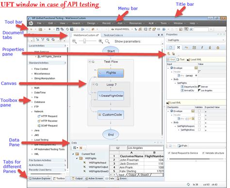 web testing tutorial uft qtp overview uft api testing software testing class
