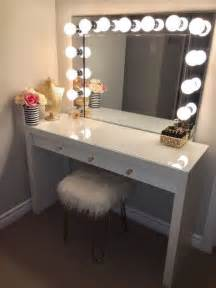 Vanity Mirror How To Make 25 Best Ideas About Diy Vanity Mirror On