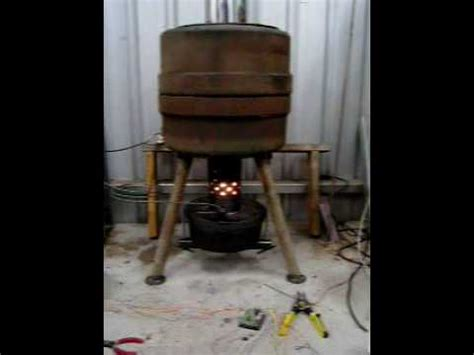 diy ozzirt waste oil heater ozzirt style waste oil heater
