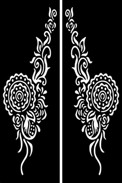 stick on henna tattoo best 25 henna stencils ideas on henna