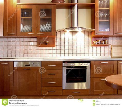 conception de cuisine conception de cuisine de cerise image stock image 32315