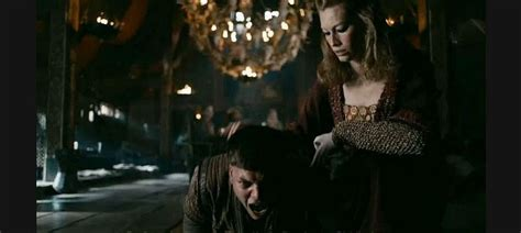Mediterranean Floor Plan Lagertha Faces Off With Aslaug And Ivar Bonds Further With