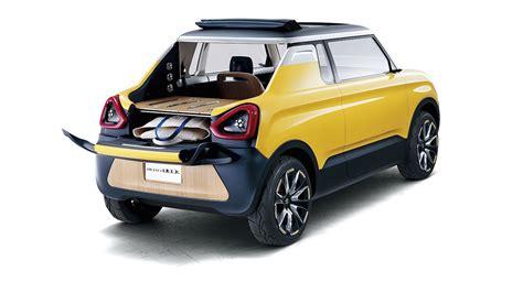 suzuki truck suzuki concept cars for 2015 tokyo motor show revealed