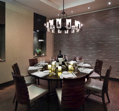 Exceptional Dining Room Decor #5: Low-Ceiling-Lighting-Dining.jpg