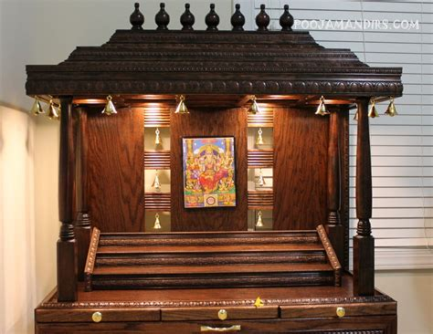 designs for temple at home custom pooja mandirs made in the usa cary carolina