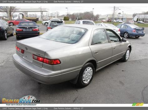 1997 Toyota Camry Le 1997 Toyota Camry Le Antique Pearl Gray Photo 6