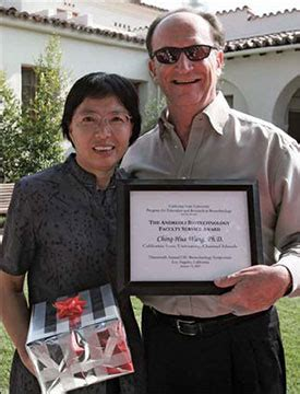 Cal State Channel Island Dual Ms Biotech Mba by Biology Professor Receives Achievement Award News
