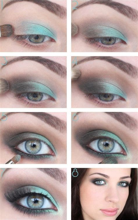 eyeliner tutorial for blue eyes makeup tips that will make the blue in your eyes pop