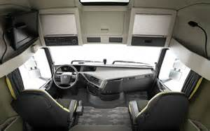 Volvo Semi Truck Interior Accessories Volvo Fh Truck Cab Nexttruck Industry News