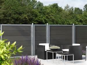 dekoration terrasse sichtschutzzaun f 252 r au 223 enbereich haus dekoration ideen