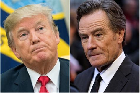 bryan cranston director office bryan cranston f k you to anyone who wants trump to