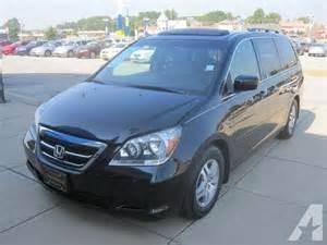 2006 Honda Odyssey Ex 2006 Honda Odyssey Ex L For Sale In Florence Alabama
