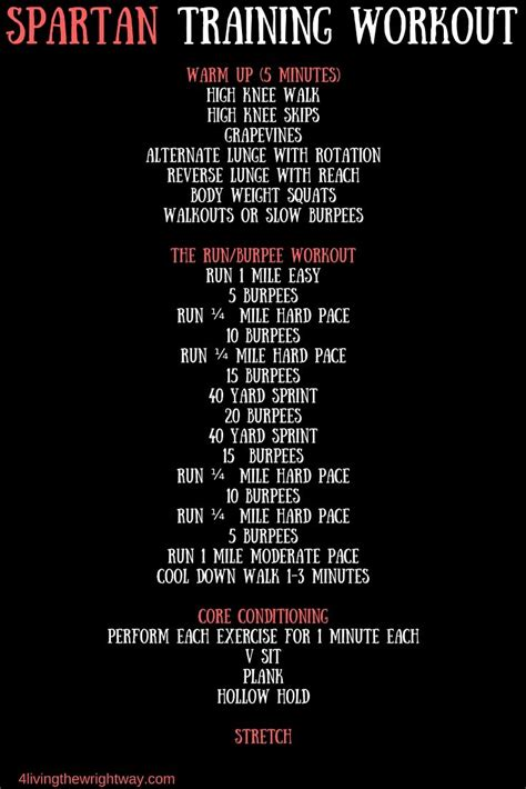 spartan race workout great workout for