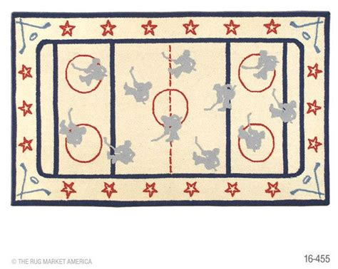 hockey rug hockey rug house decor