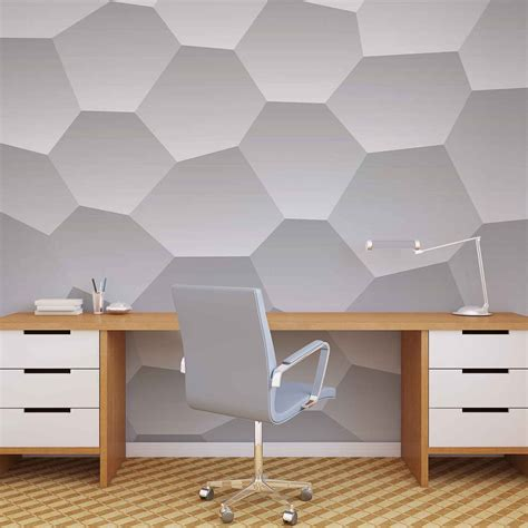 Fototapete Modern by Fototapete Tapete Modern Hexagone Muster Bei Europosters