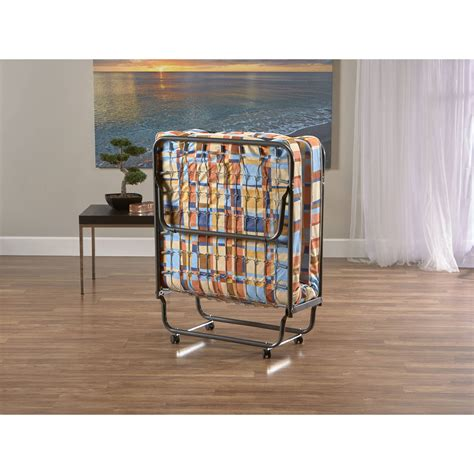 fold up beds at walmart folding guest bed with 5 quot mattress twin walmart com