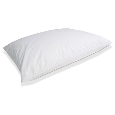 protect a bed pillow protector protect a bed allerzip pillow protector target