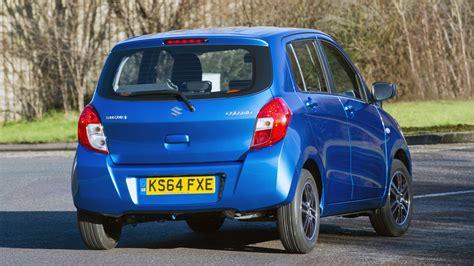 Suzuki Celerio Fuel Consumption Suzuki Celerio 1 0 Sz3 Dualjet Two Minute Road Test