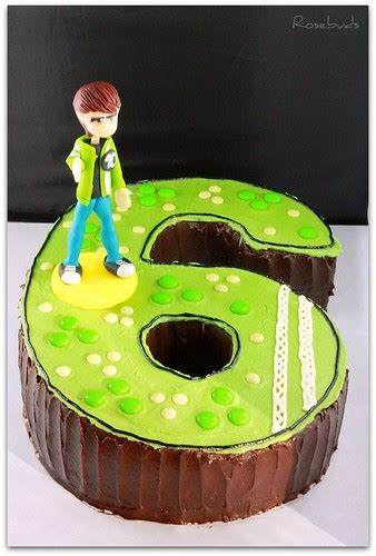 Boys Th  Ee  Birthday Ee   Cake Ben Usually We Select A