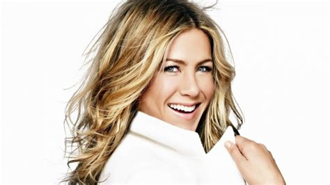 Most Beautiful Colors blondes women blue eyes jennifer aniston celebrity white
